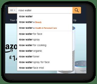 amazon-Kategorien