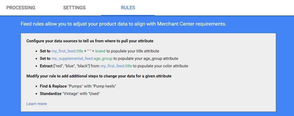 google_merchant_center_feed_rules
