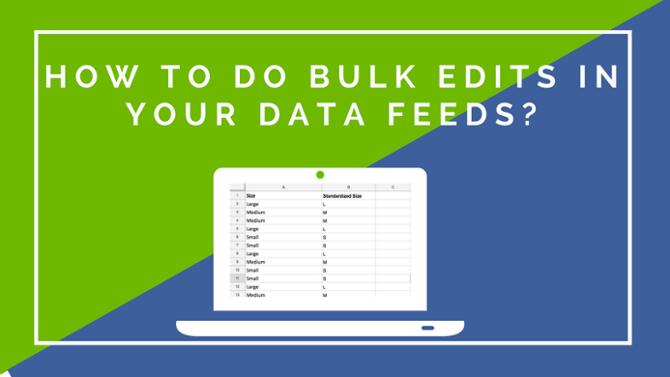 Wie Sie in Ihren Datenfeeds mehrere Änderungen auf einmal umsetzen
