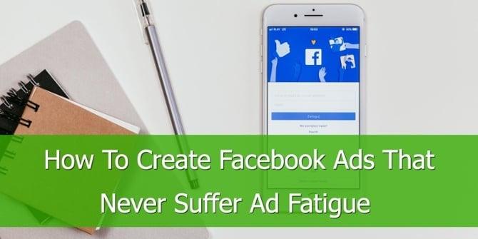 Fallstudie: Wie man Facebook Ads erstellt, die nie alt werden